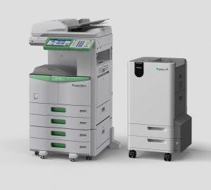 Impresoras Ecológicas Comercial Cuatro