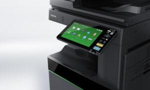 Impresora Eco-Híbrida Toshiba