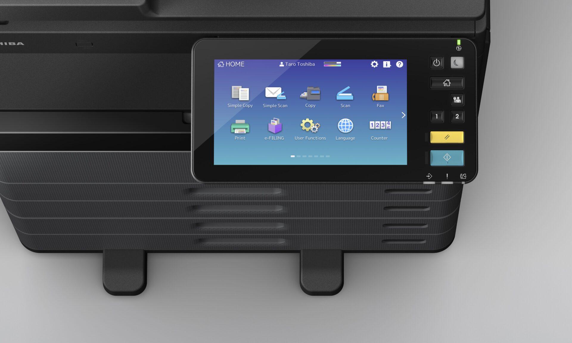 Impresora Toshiba