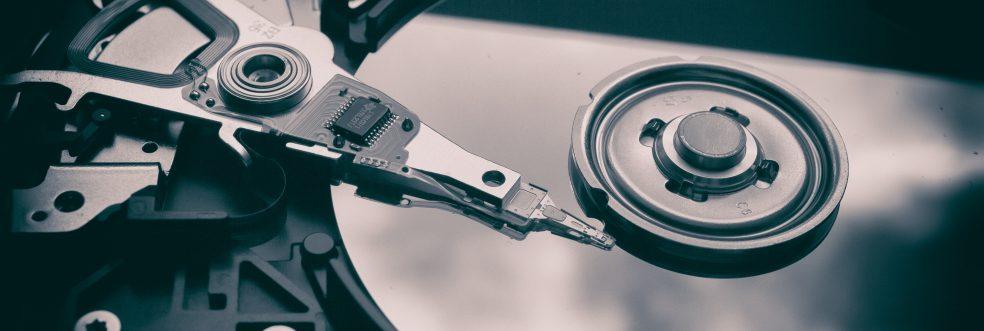 Consultoría de sistemas - storage